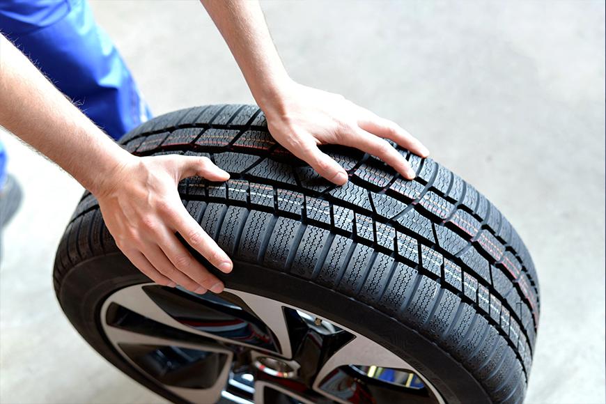 Tester ses pneus