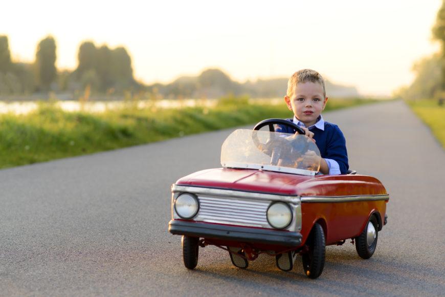 Les «old ladies» automobiles reprennent du service!
