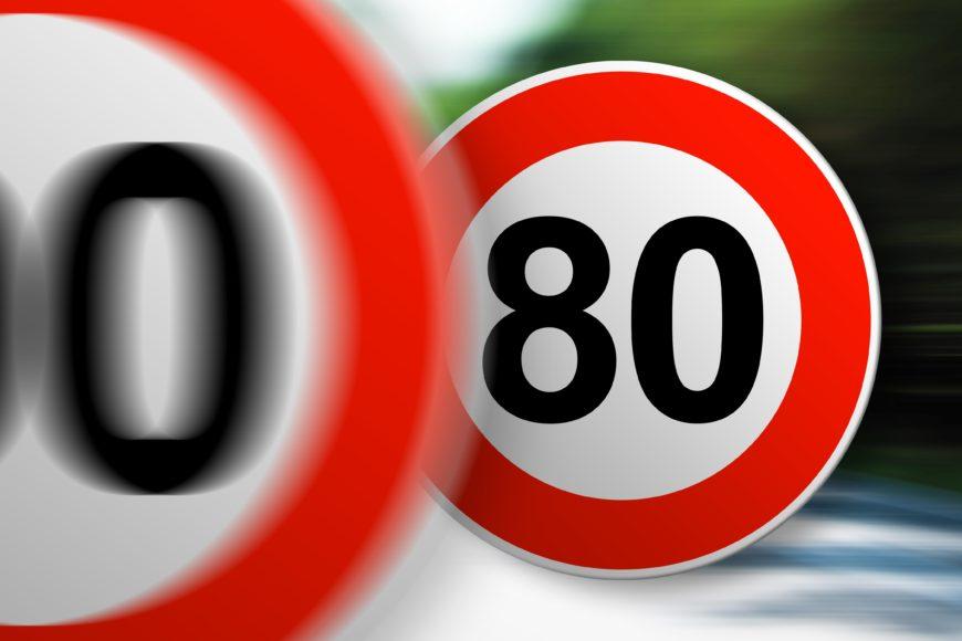 Rouler à 80 : mirage ou réalité ?