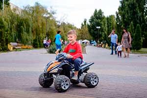 Le quad pour enfant
