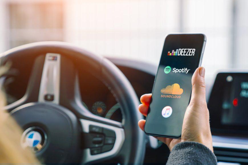 Mercedes annonce l'arrivée d'Apple Music dans ses véhicules